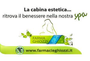 Promozione Cabina Estetica @ Farmacie Ghiozzi