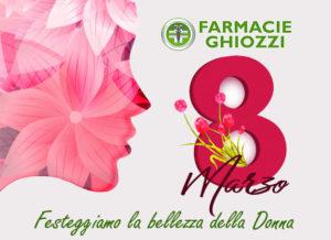 Festa della Donna @ Farmacia Ghiozzi - Bussero