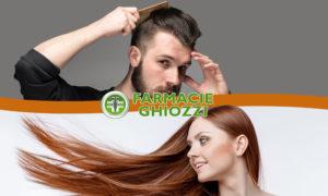 Settimana Salute & Bellezza dei capelli - dal 18 al 23 marzo @ Farmacie Ghiozzi