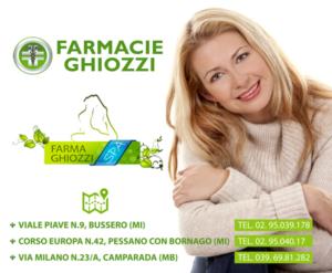 Settimana Benessere della Donna - dal 4 al 9 marzo @ Farmacie Ghiozzi