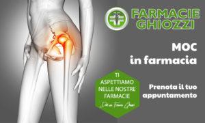 Settimana della MOC @ Farmacia Ghiozzi di Pessano