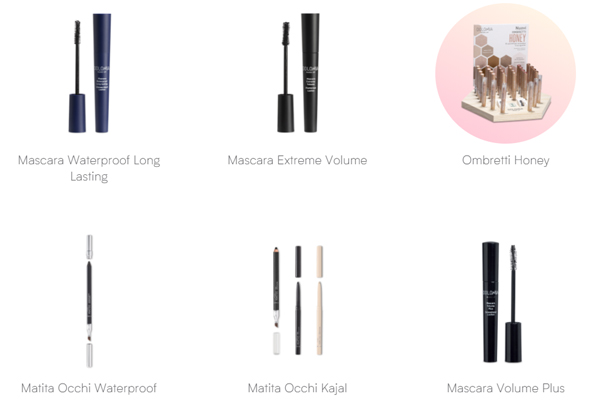 OCCHI-makeup